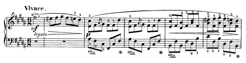 prelude 11 sheet music